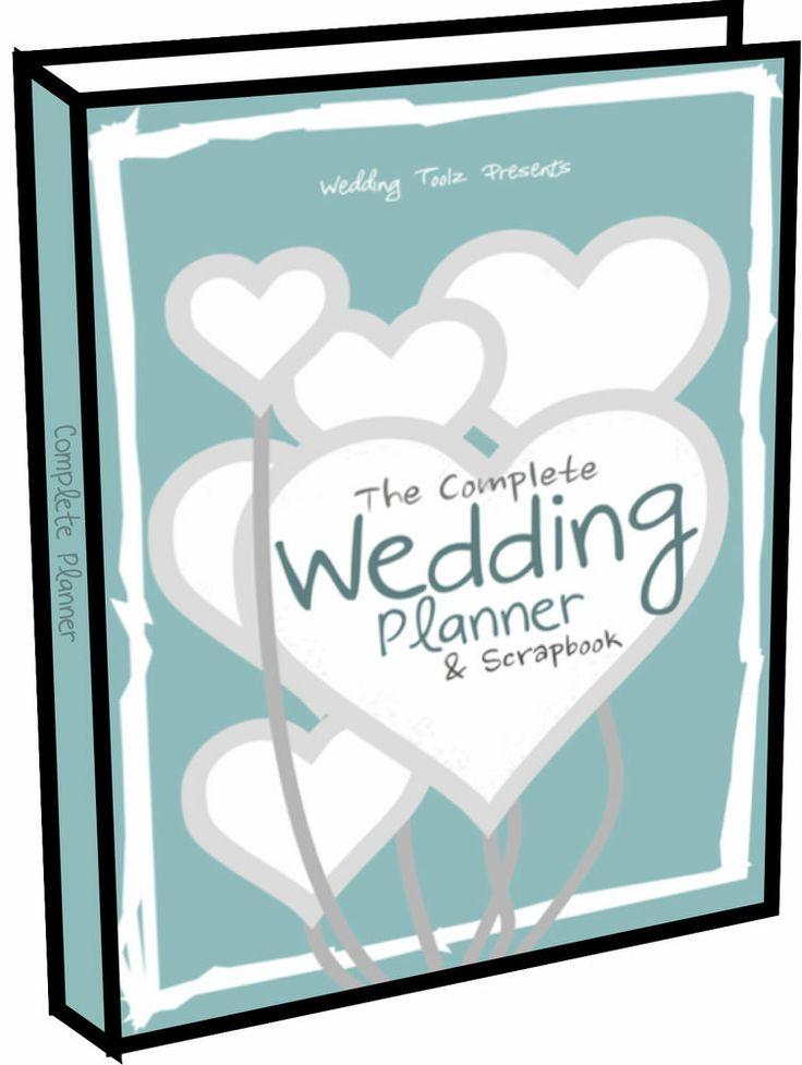 108 Best Complete Wedding Planner Scrapbook Images On Pinterest