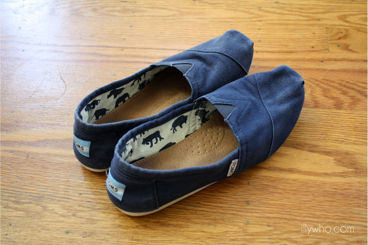 How to Wash Toms | IllyWho