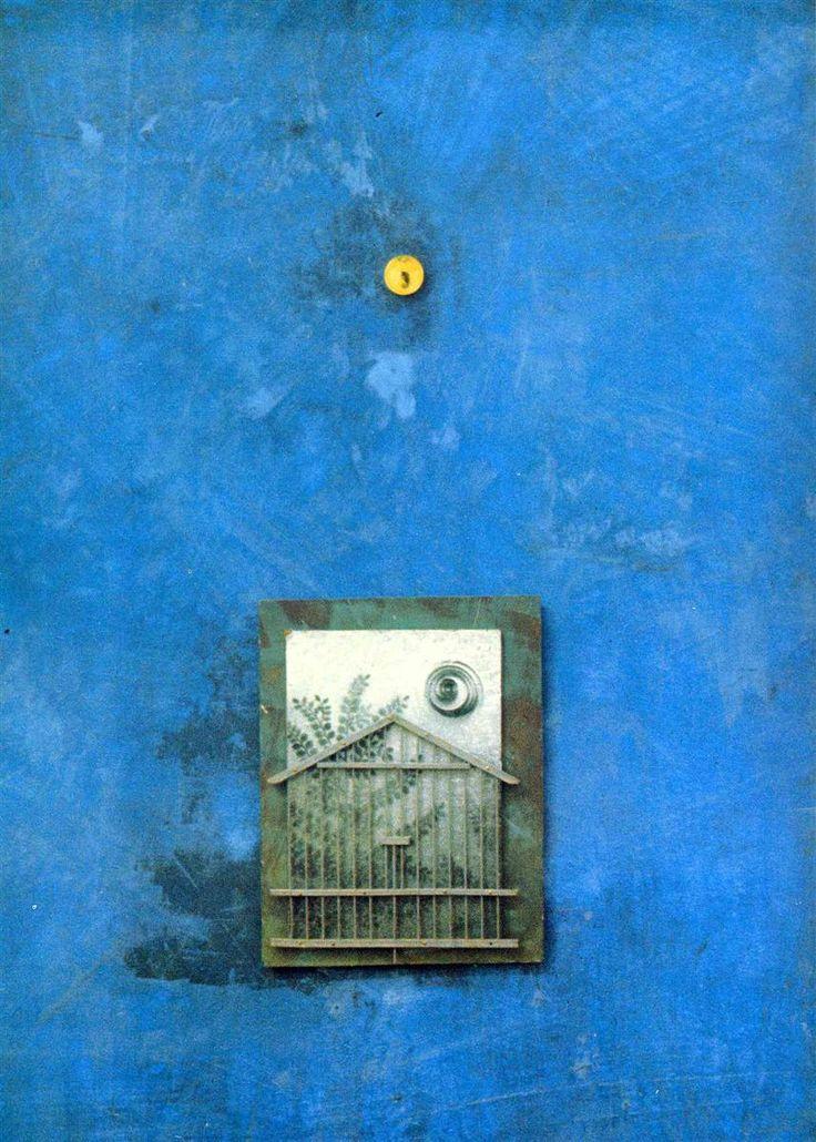 Sanctuary - Max Ernst, 1965