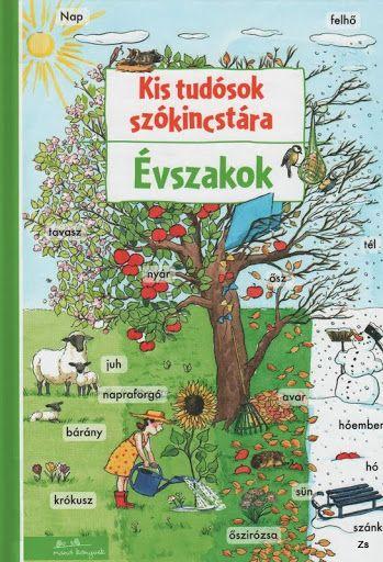 Kis tudósok szókincstára - Évszakok - Kiss Virág - Picasa Webalbumok
