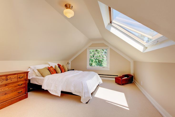 Çatı Katı Yatak Odası