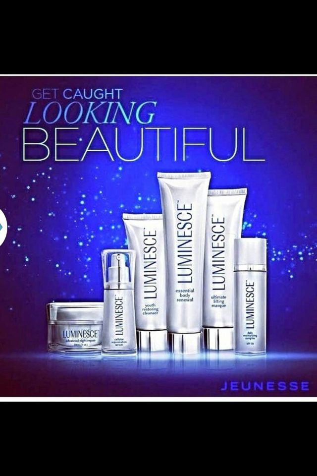 The great Luminesce Line say bye to lines, deep wrinkles, scars, dark circles and spots and ACNE! works better and quicker than Rodan and Fields and Murad, I know I spent 1,000's on both. www.dacusageless.jeunesseglobal.com