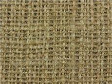 Aniagem: tecido grosseiro de juta, sisal ou cânhamo usado para sacaria.