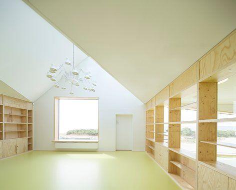 r day care center, Helsingborg, 2013 - Dorte Mandrup
