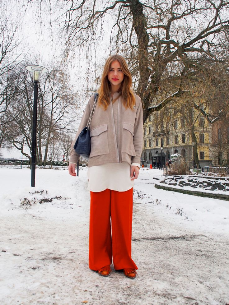 Next Stop Stockholm Fashion Week with Zalando - TRINE'S WARDROBE