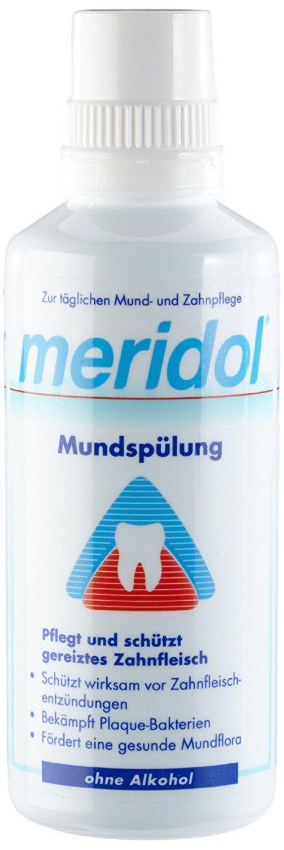 Amazon.de: Meridol Mundspülung 2 x 400 ml, 1er Pack (1 x 800 ml)