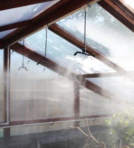 your greenhouse can be a brilliant tool for cultivation of plants a great tool to help create this perfect environment is the greenhouse misting system