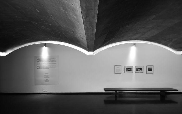 Oscar Niemeyer, Gonzalo Viramonte · Espaço Lúcio Costa Museum · Divisare