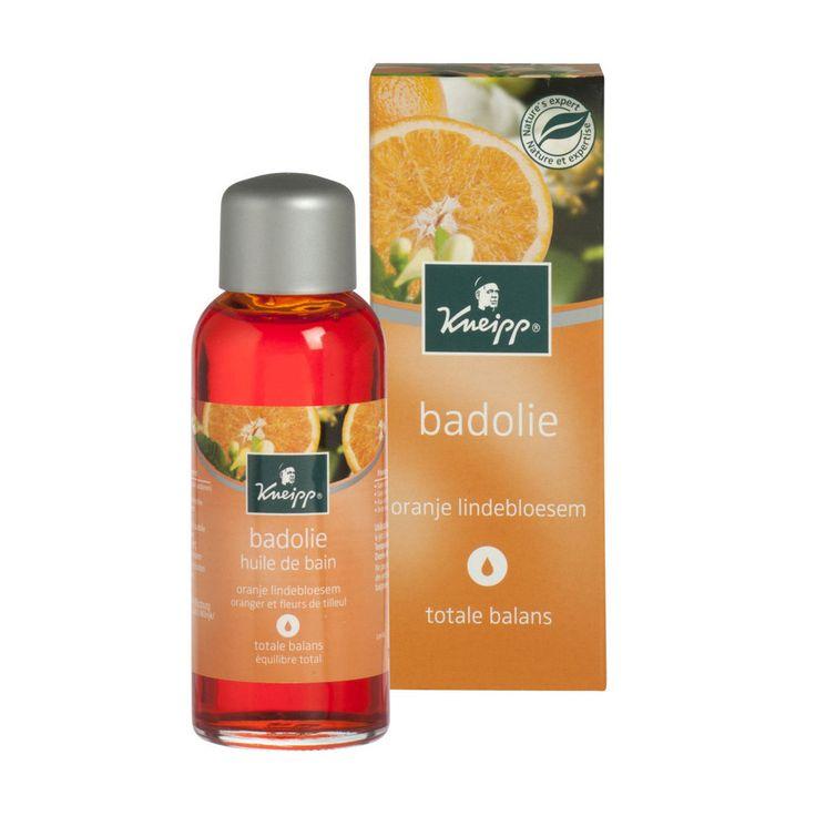 Kneipp Oranje-Lindebloesem Badolie | Kruidvat