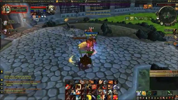 awesome WoW  - Arena 3x3 - Warrior Prot/Rogue Sub/Rogue Sub #06