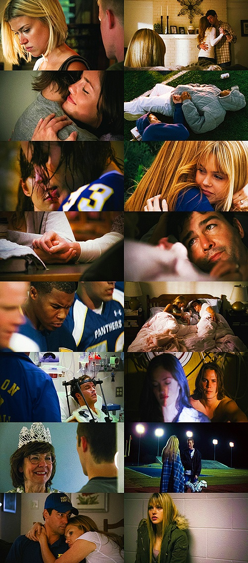 Friday Night Lights. This is what I just started watching on Netflix..such a great show!