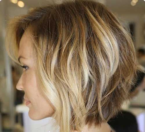 15 balayage bob hair bob hairstyles 2015 short. Black Bedroom Furniture Sets. Home Design Ideas