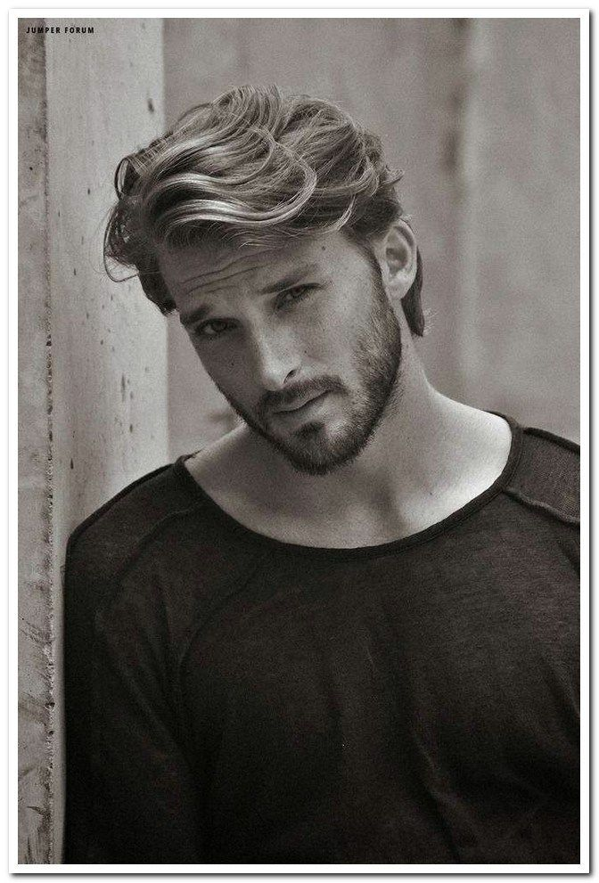 23 Best Medium Length Hairstyles Men 00011 Talkinggames Net Thick Hair Styles Haircuts For Men Long Hair Styles Men