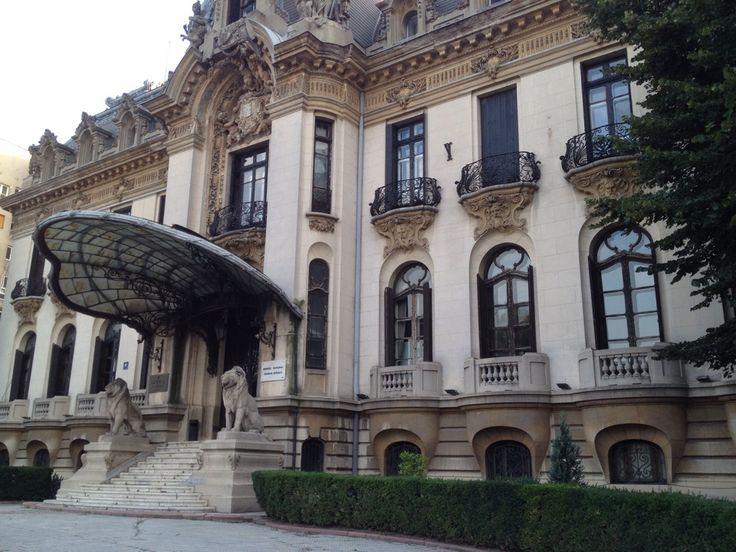 Palatul Cantacuzino in București, București