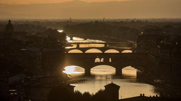 Nicolas Machiavel est né le 3 mai 1469, à Florence. Mais qu'est-ce que Florence en 1469 ? Une république où paradent des princes.