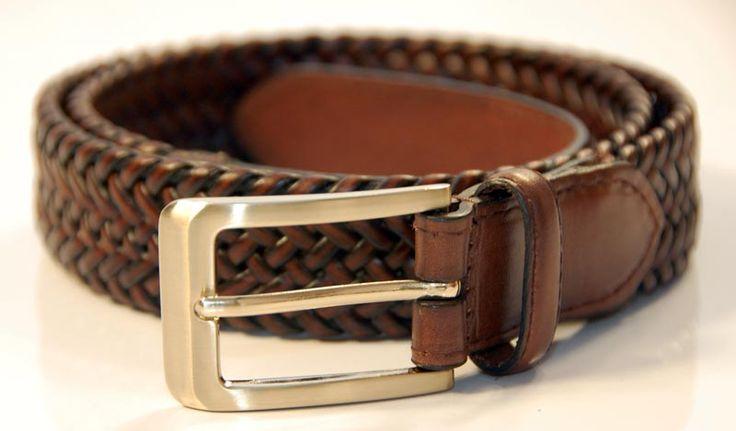 How to buy a men's belt.