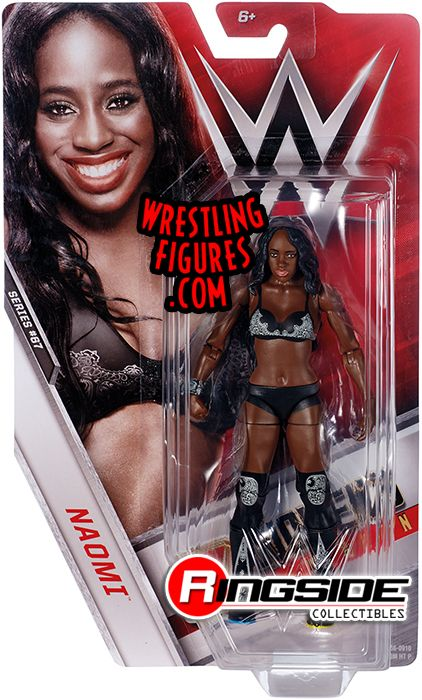 Naomi - WWE Series 67 WWE Toy Wrestling Action Figure
