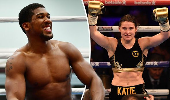Anthony Joshua v Wladimir Klitschko undercard: All the fights times and TV details