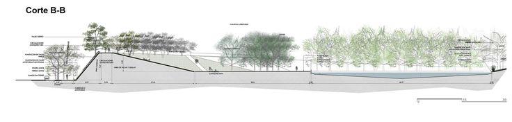Galería de Parque Fluvial Padre Renato Poblete / Boza Arquitectos - 31