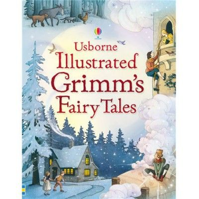 Usborne Illustrated Grimm's fairy tales - Sunnyside
