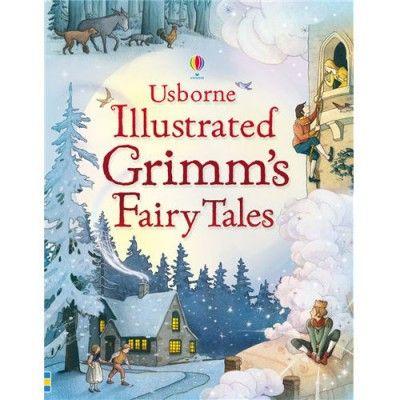 Usborne Illustrated Grimm's fairy tales - Sunnyside