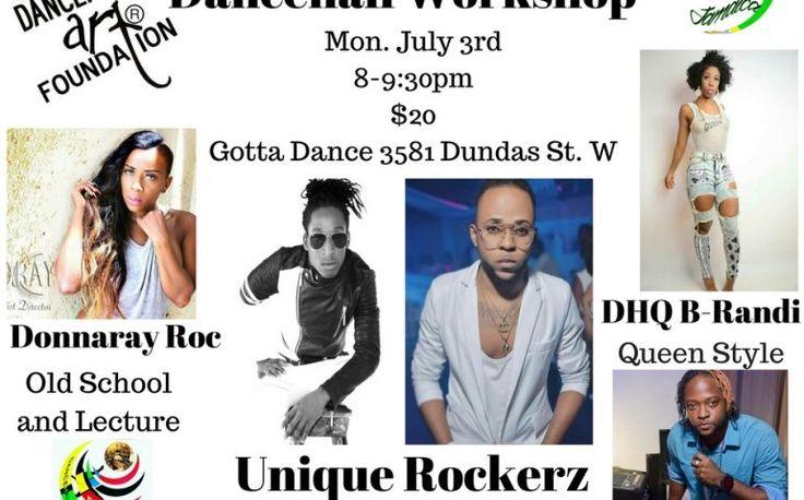 Dun Dem Dancehall WOrkshop | TorontoDance.com