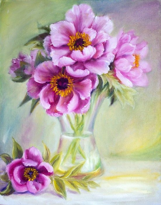 Amazing Flowers Painting from $41.99 | www.wallartprints.com.au #StillLifePhotography