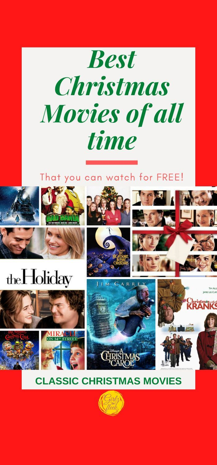 Best Christmas Movies Of All Time In 2020 Best Christmas Movies Classic Christmas Movies Funny Christmas Movies