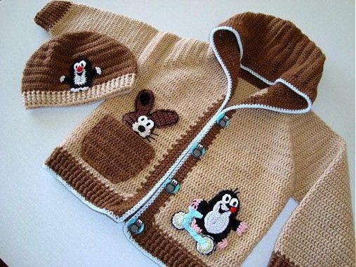 Svetrík  by maria4311 - SAShE.sk - Handmade Detské oblečenie