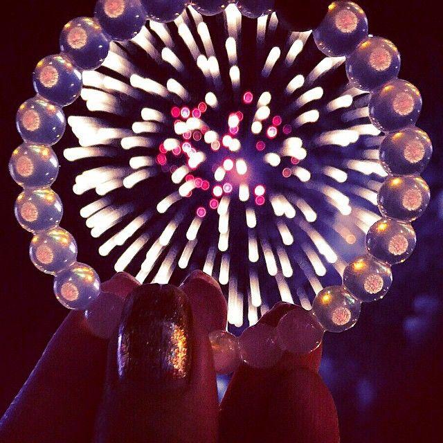 Sparks fly with lokai!