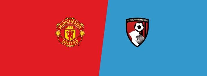 Manchester United vs AFC Bournemouth, Old Trafford 03/04/2017 Manchester