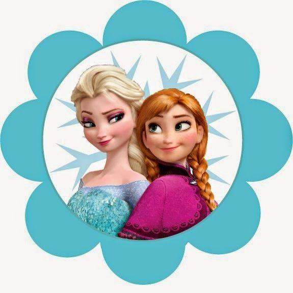 BulutsMom: Disney Frozen – Karlar Ülkesi Temalı Doğum Günü Banner Harfleri – Kübra Uzun