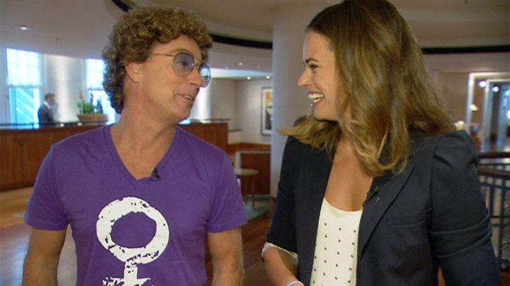 Susanne Böhm trifft Atze Schröder - RTL Nord