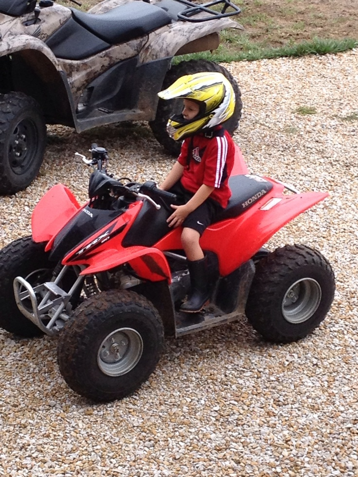 35 best 4 wheelers images on pinterest atvs dirtbikes and dirt biking my sons for wheeler fandeluxe Gallery