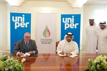 Uniper to supply LNG to Sharjah National Oil Corporation