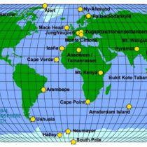 Klimatskandalen – Mätstationerna som mäter temperatur och koldioxid ligger vid städer och vulkaner