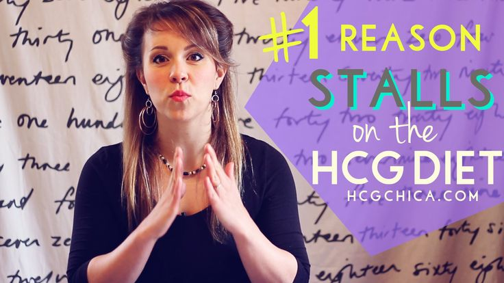 Stalls on the hCG Diet- the MOST likely reason