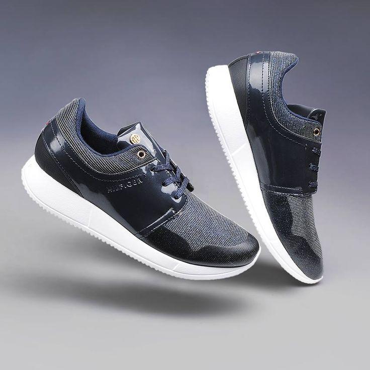 Sneakers Tommy Hilfiger Samantha. Girl, you deserve it!