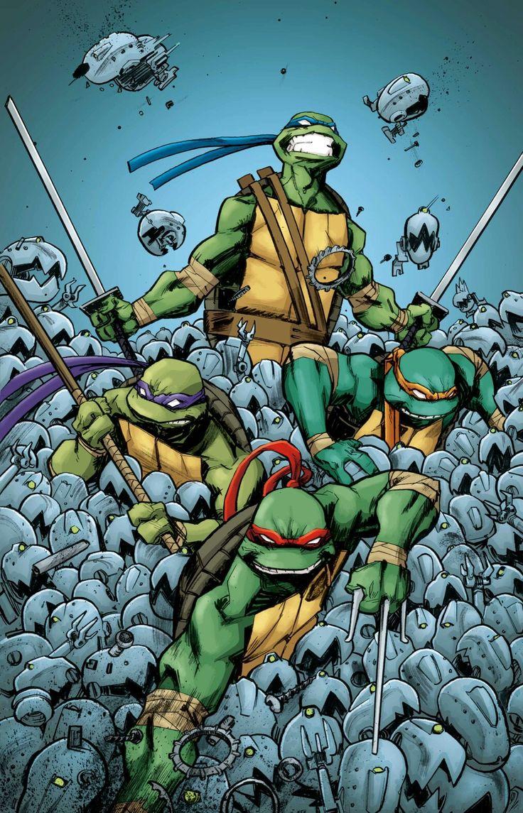 Картинки про комиксы картинки черепашек ниндзя