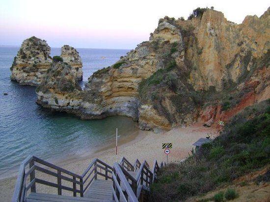 Camilo Beach, Southern Portugal