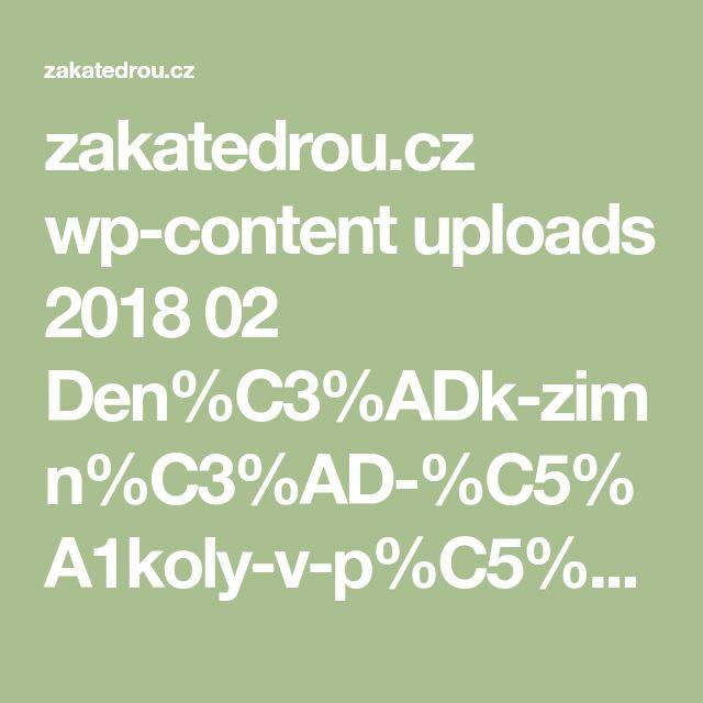 zakatedrou.cz wp-content uploads 2018 02 Den%C3%ADk-zimn%C3%AD-%C5%A1koly-v-p%C5%99%C3%ADrod%C4%9B.pdf