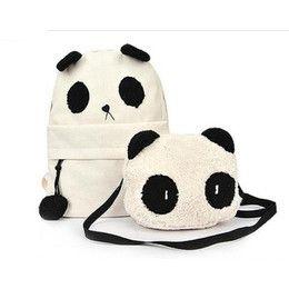 Bolsa e Mochila Panda