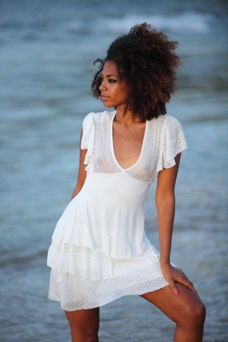 Phenomenal 1000 Images About Black Women Beach Hair On Pinterest Swimming Short Hairstyles Gunalazisus
