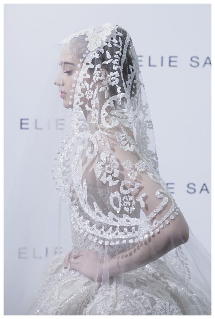 Elie Saab Haute Couture Spring Summer 2017 Backstage