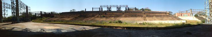 Vista panoramica del Anfiteatro José Asunción Flores de San Bernardino