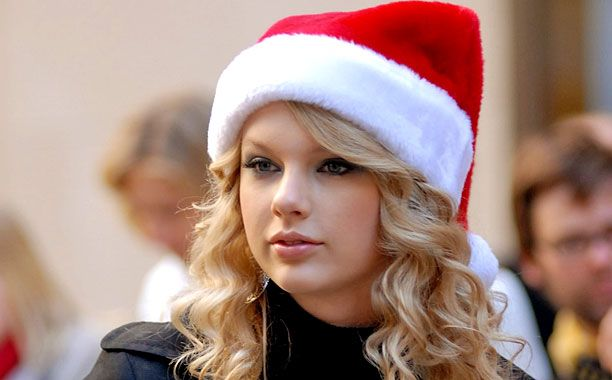 Taylor Swift talks favorite Christmas songs, next album | EW.com