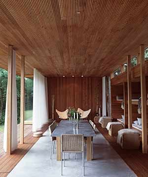Schmidt, Hammer & Lassen Summer House :: arcspace.com  #allgoodthings #danish #architecture spotted by @missdesignsays