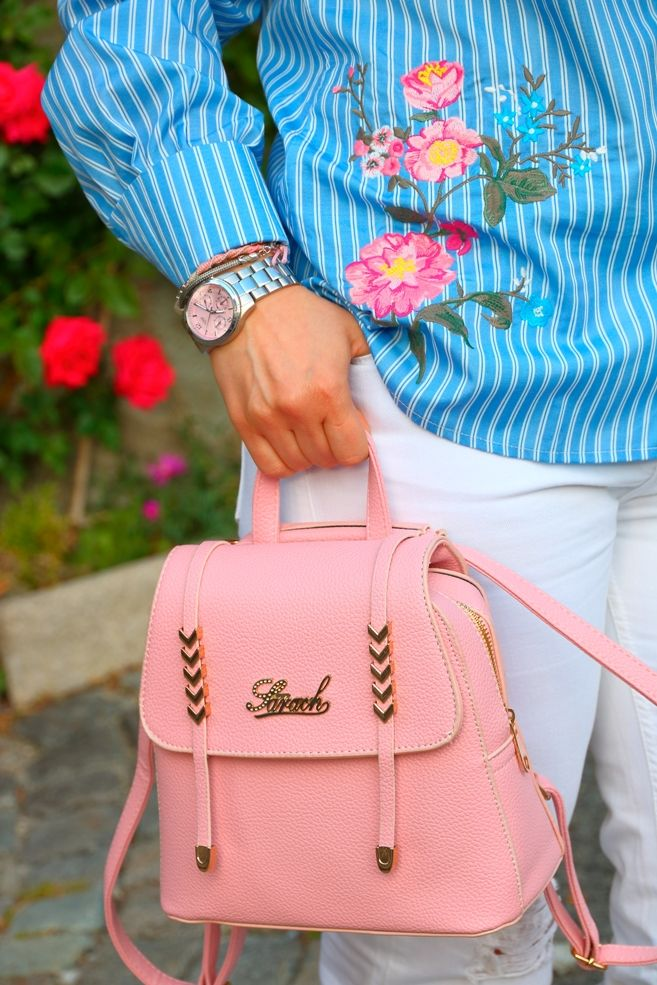 #details #pink #maylovefashion #zaful #backpack