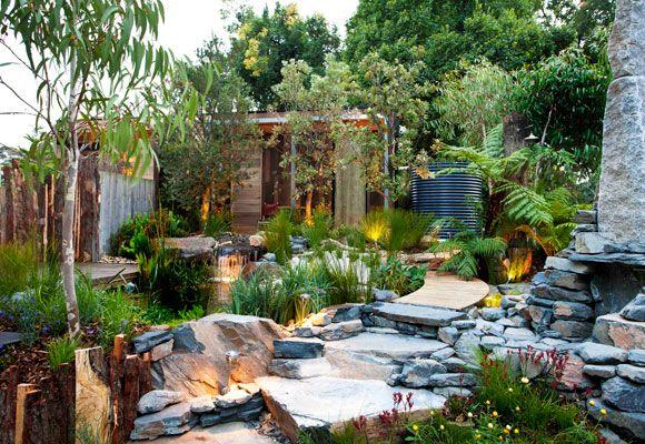 54 best australian garden design images on pinterest