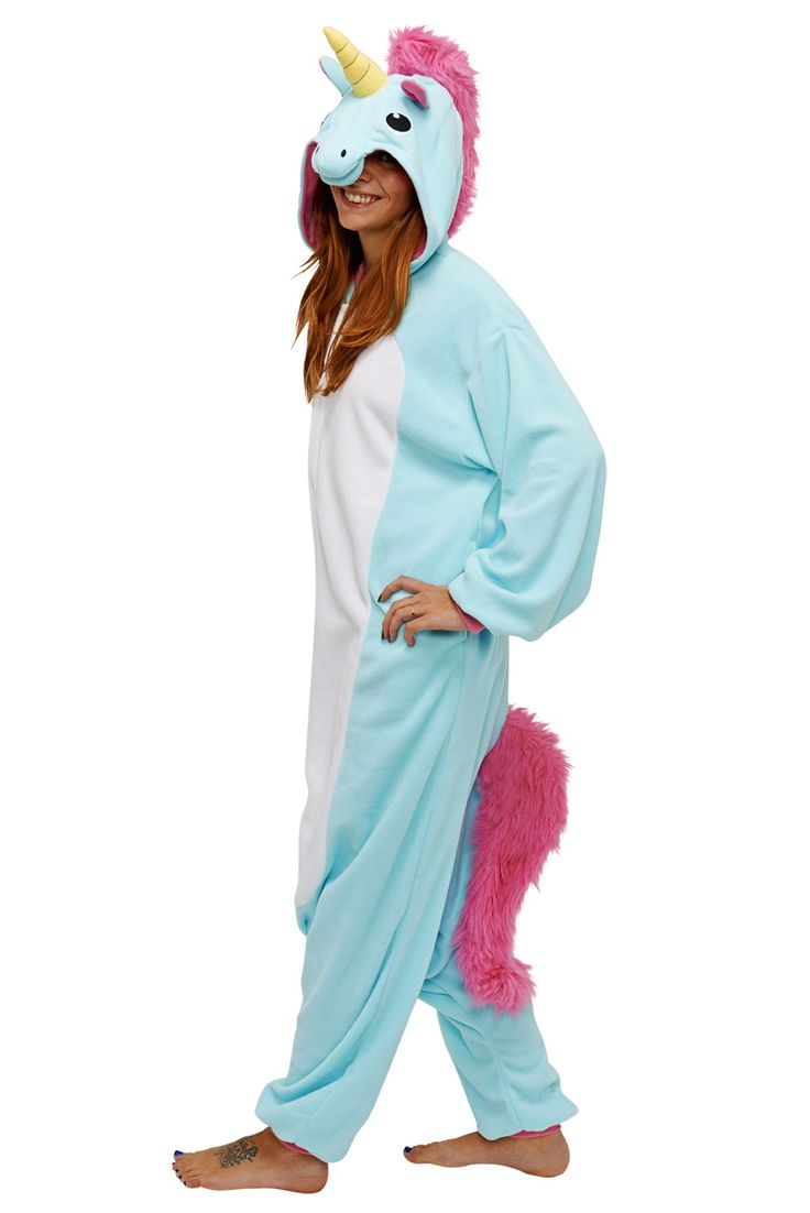 Blue Unicorn Kigu | Kigurumi | Animal Onesies